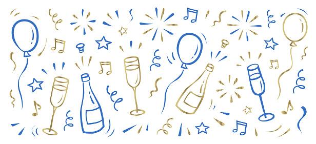 New Year's background - gettyimageskorea