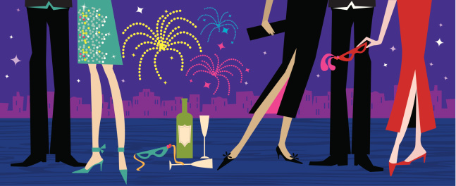 New Years Eve Celebration - gettyimageskorea