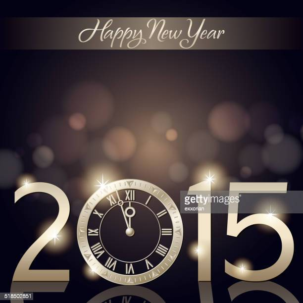 New Year's Eve Countdown 2015