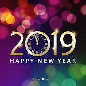 New Year's Eve Countdown 2019