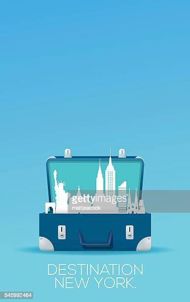 New York city destination