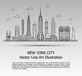 New York City Gray