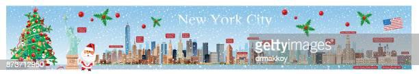 new york city noel - ellis island stock illustrations, clip art, cartoons, & icons