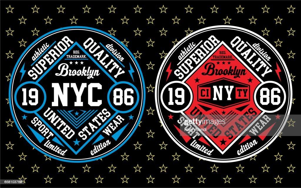 04. New York City Typography