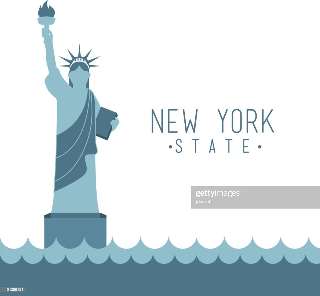 New York Design, Vector illustration