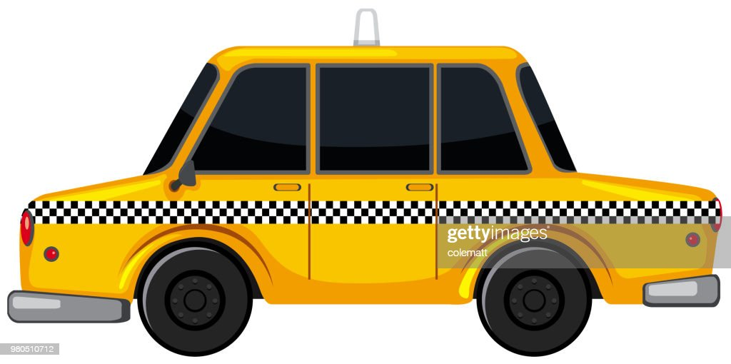 A New York Style Taxi