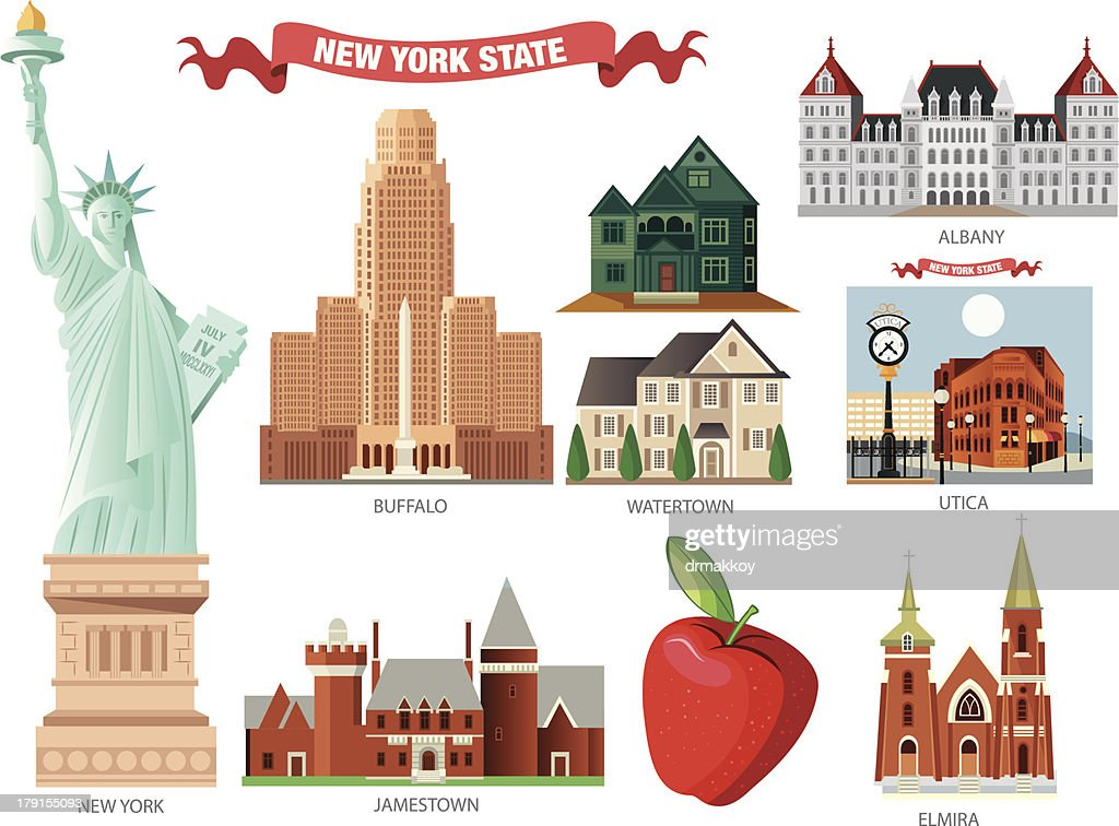 Albany New York State Stock Illustrations And Cartoons Getty Images