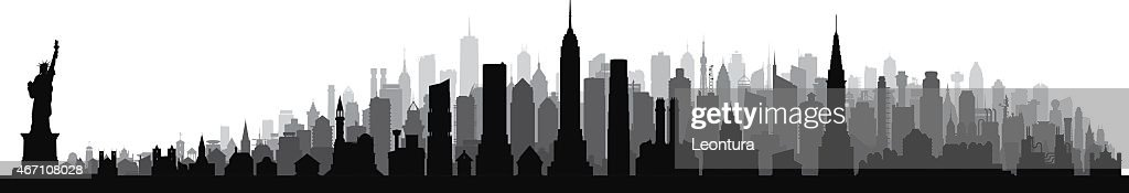 New York (Complete, Moveable Buildings)
