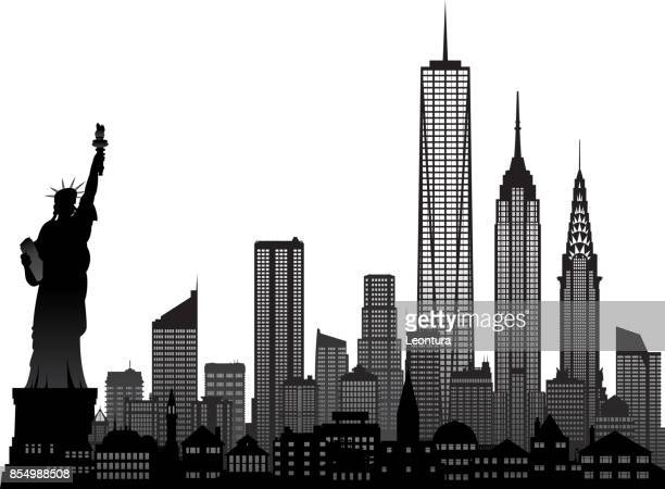 New York (All Buildings Are Complete, Detailed and Moveable)