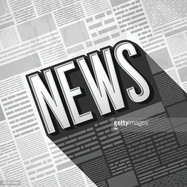 news hintergrund - journalismus stock-grafiken, -clipart, -cartoons und -symbole