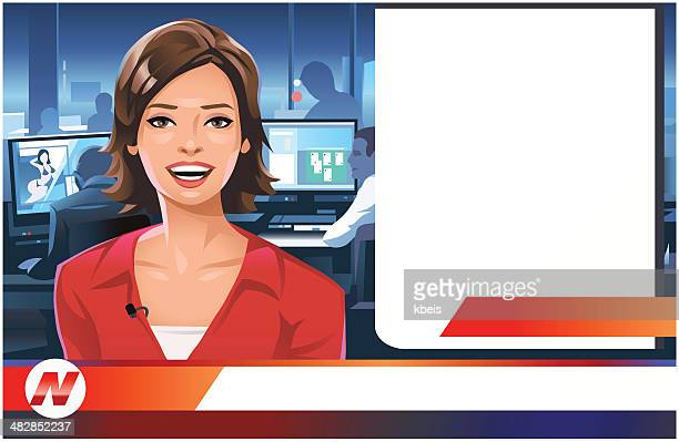 news - only women stock illustrations, clip art, cartoons, & icons