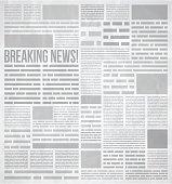 Newspaper Background