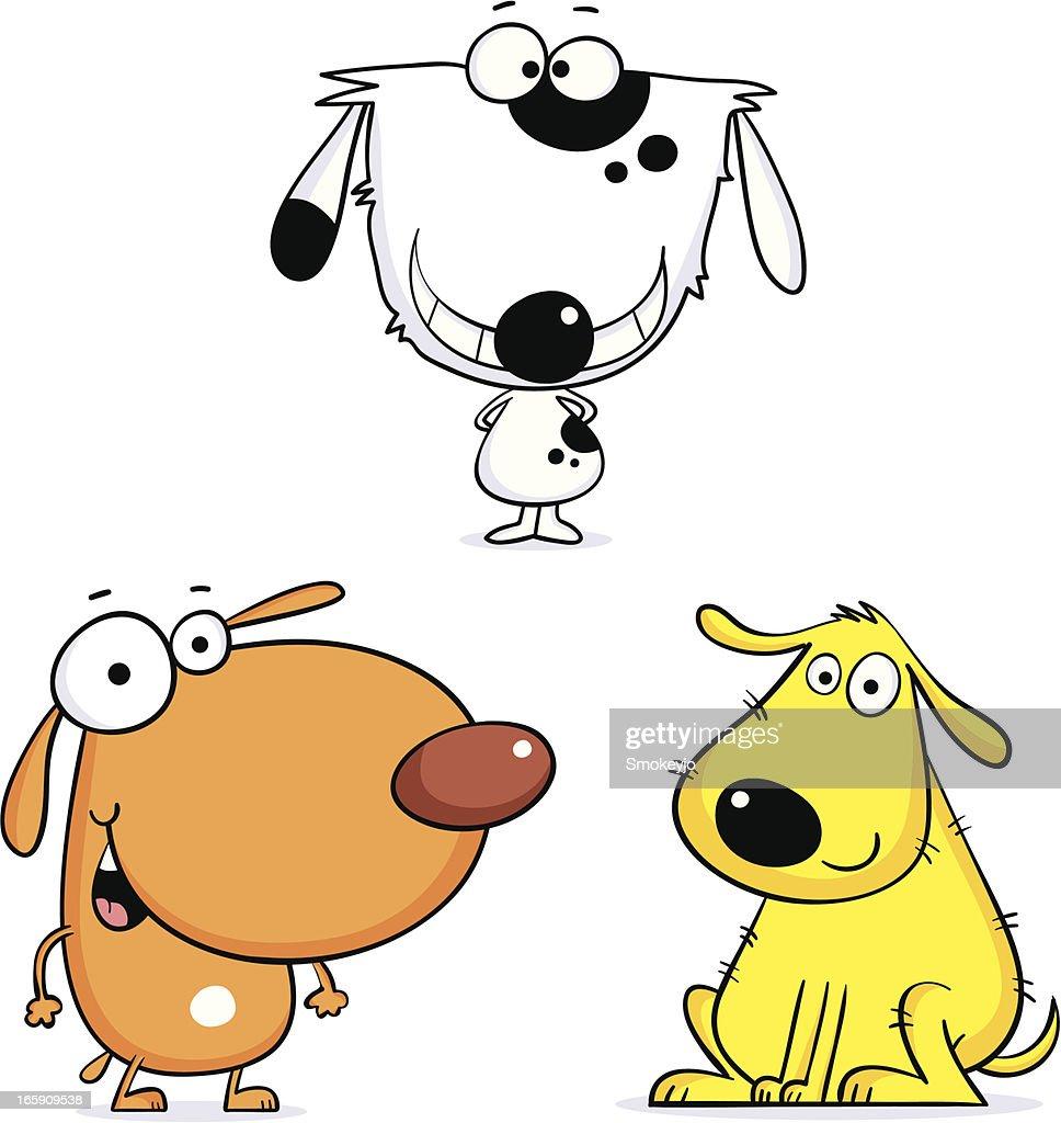 Nice dogs