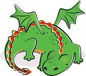 Nice slipping dragon