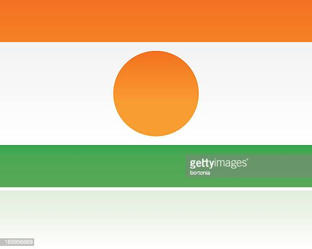 Niger Country Flag, Western Africa