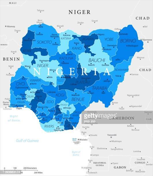 03 - Nigéria - tache bleue 10