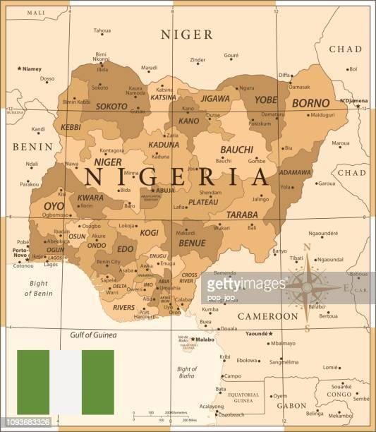 25 - Nigeria - 10 or Vintage
