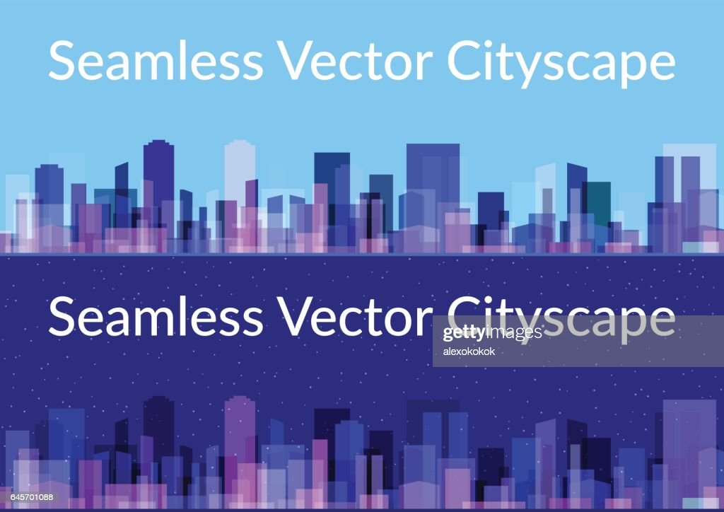 Night and Day City, Seamless