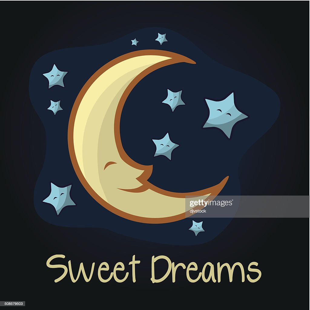 Night design : Vector Art