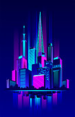 Night Neon City