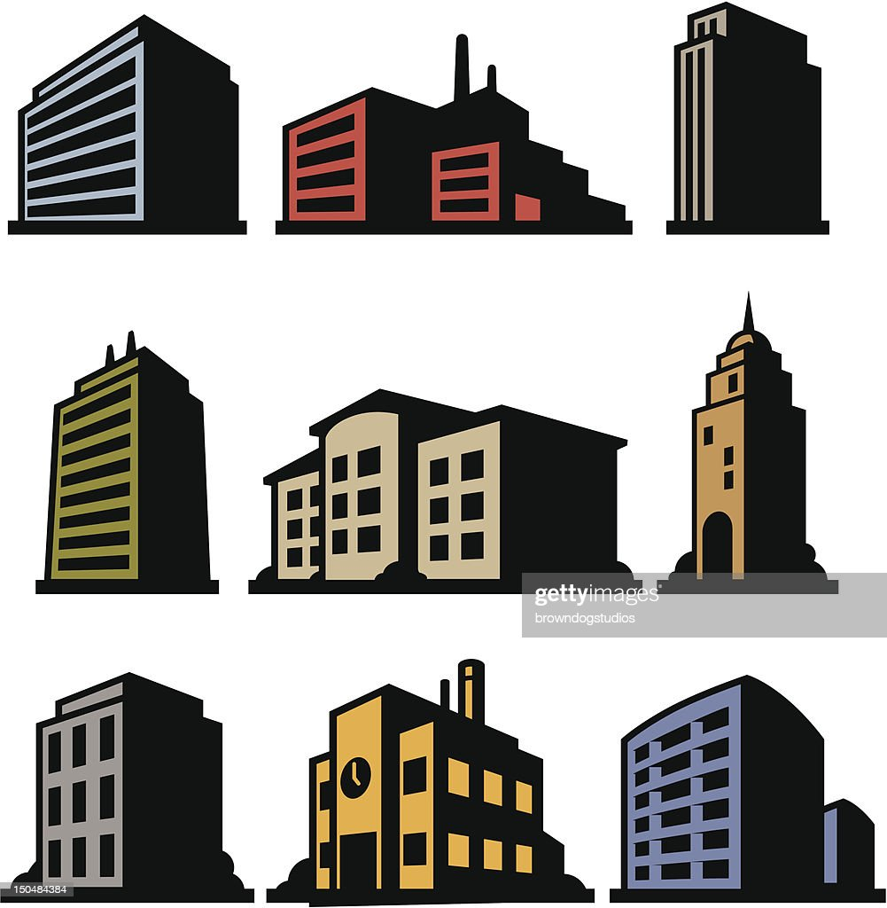 Nine Buildings