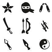 Ninja Icons Freehand Fill