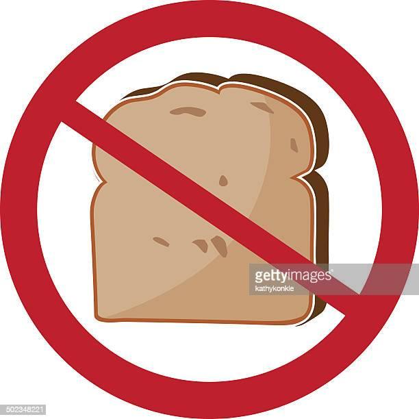 no carbohydrates symbol