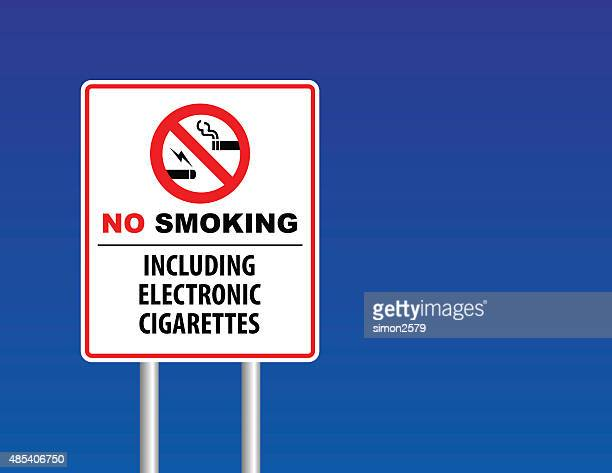 no smoking sign - no smoking sign stock illustrations