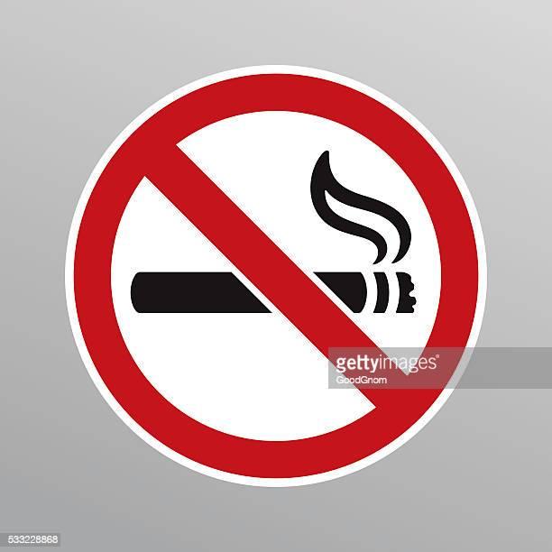 no smoking - quitting smoking stock illustrations, clip art, cartoons, & icons