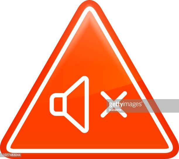 No Sound Mute Speaker Icon