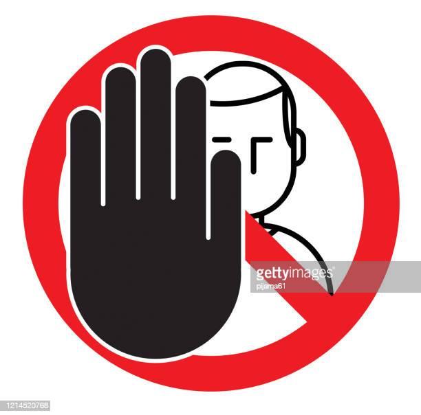 kein übertretungszeichen - verboten stock-grafiken, -clipart, -cartoons und -symbole