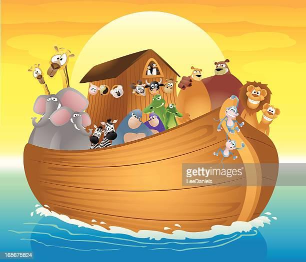 Noah's Ark Mulher