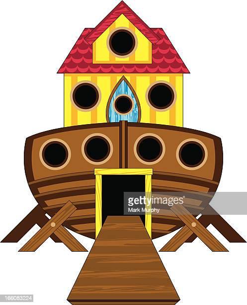 Noah's Ark Front View