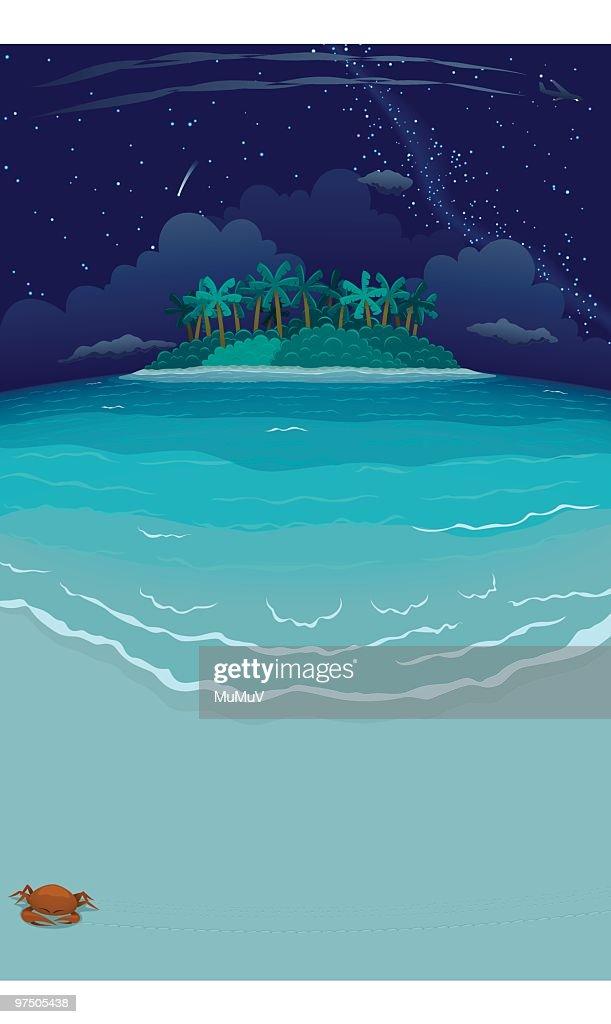 Illustrazioni stock clip art cartoni animati e icone di isola