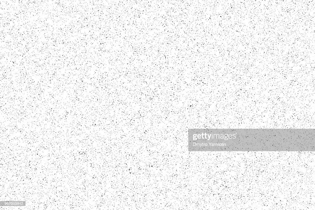 noise pattern. seamless grunge texture. white paper. vector