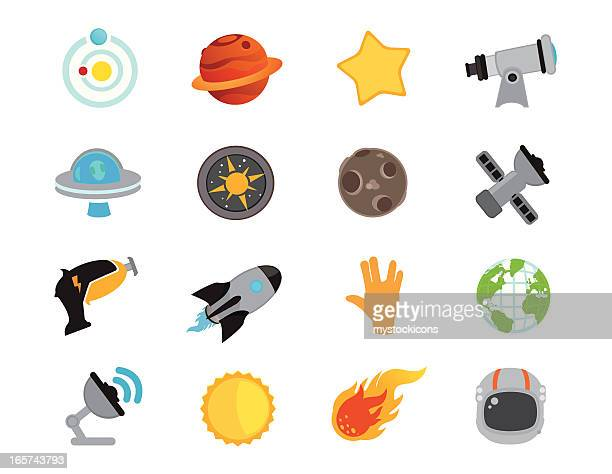 Noku Space Icons
