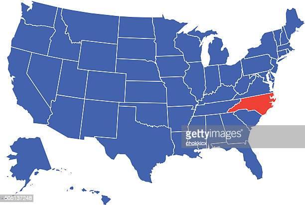 North Carolina State Selected in USA