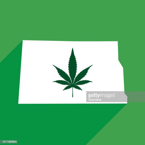 North Dakota Marijuana Icon