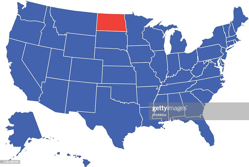 North Dakota State Selected in USA