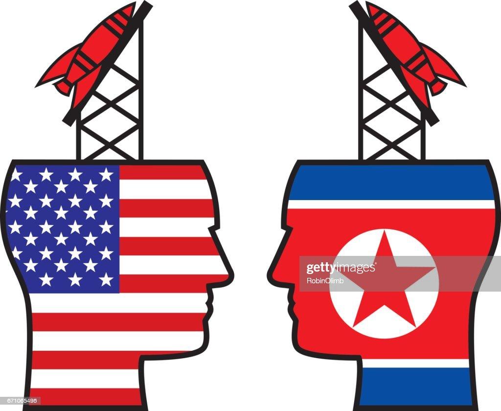 USA North Korea Missiles