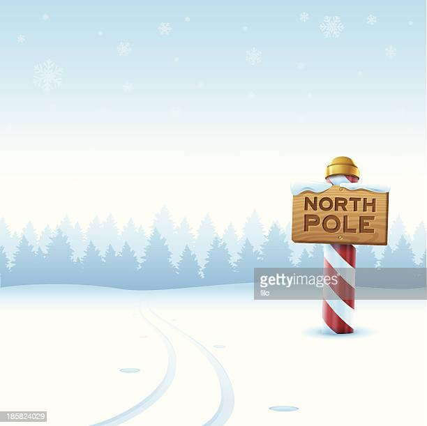 North Pole Winter