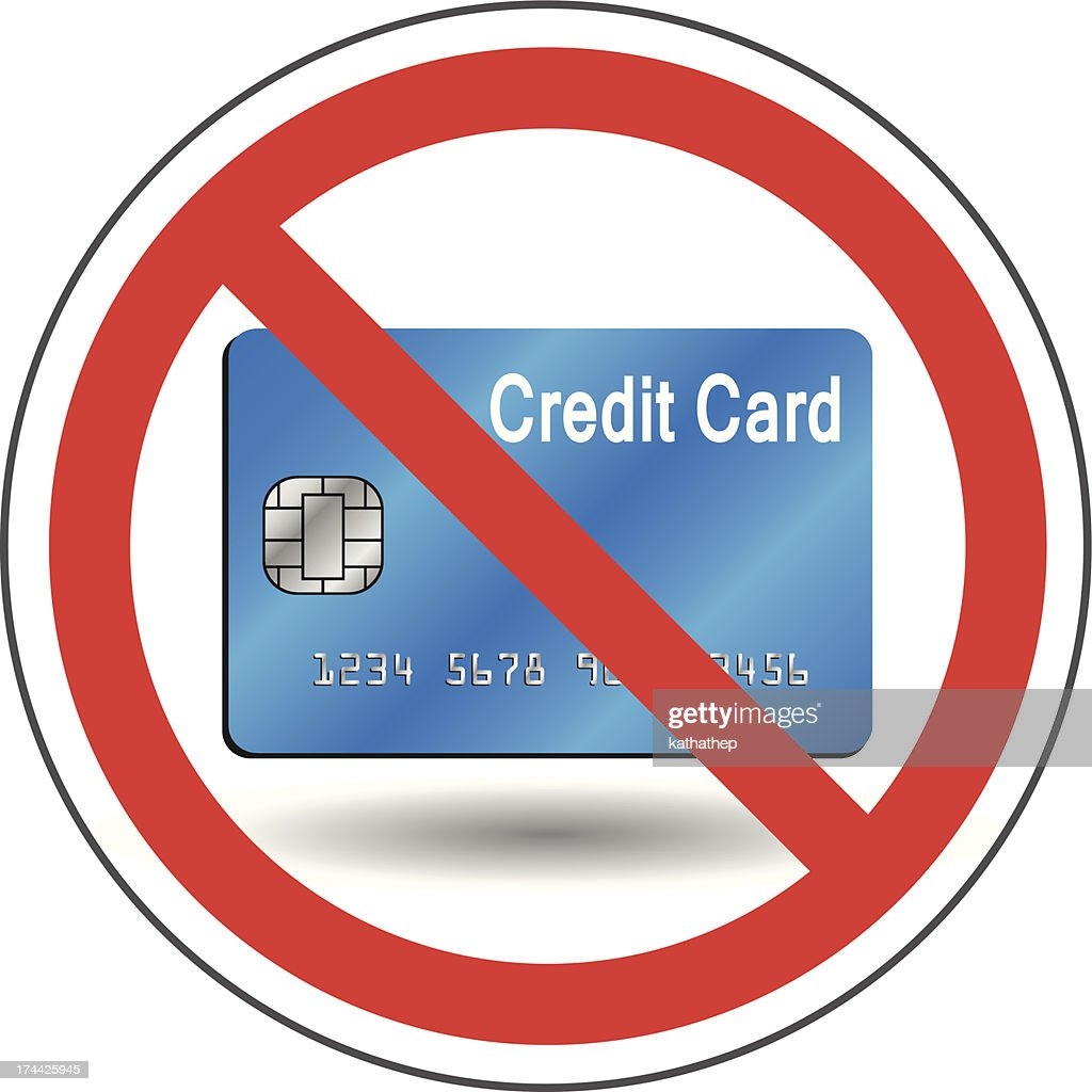 not accept credit card