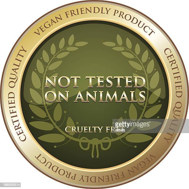 Not Tested On Animals Product Label