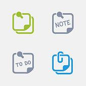 Notes - Granite Icons