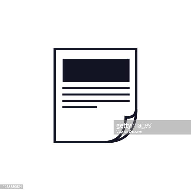 Notes icon - Illustration