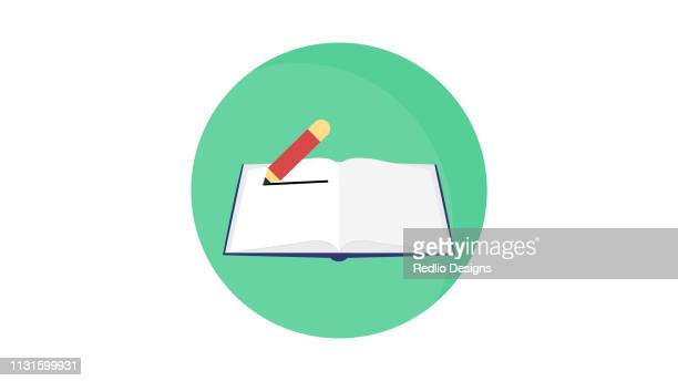 Notes writing book Icon