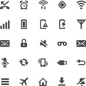 Notification Icons | One-Touch Basics