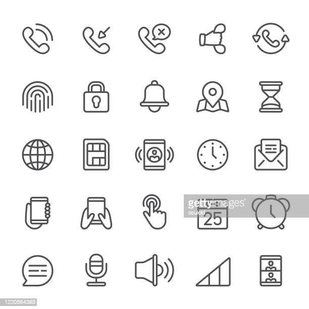 通知アイコン - 通知アイコン点のイラスト素材/クリップアート素材/マンガ素材/アイコン素材