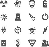 Nuclear Energy Symbols