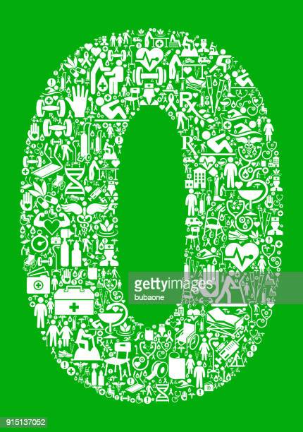 number 0 garden and gardening vector icon pattern - work romance stock illustrations, clip art, cartoons, & icons